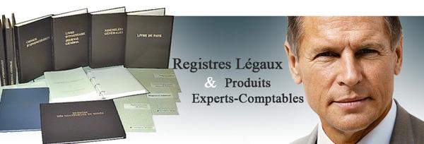 Registres légaux obligatoires et formalités de paraphe aux greffes